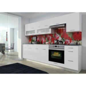 Köök Scarlet 260 cm valge