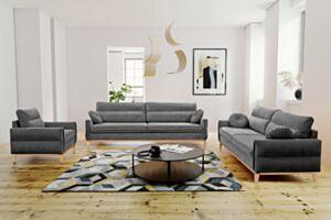 Pehme mööbli komplekt ZOLTAN 3+2+1