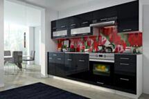 Köök Scarlet 260 cm must